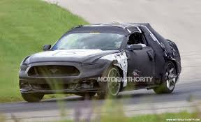 mustang mach 5 concept 2015 2015 ford mustang specs leaked