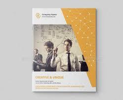 company brochure templates 18 latest business brochure psd