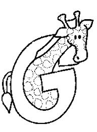 coloriage alphabet animaux à colorier allofamille
