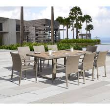 Best Teak Patio Furniture by Refinishing Teak Patio Furniture Style Home Design Interior