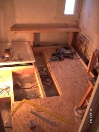 parquet pour salle de bain rénovation d u0027une salle de bain parquet en pont de bateau