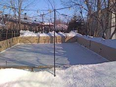 Backyard Ice Rink Tips Backyard Ice Rink Tips Thumbnail Tips For Placing Your Backyard