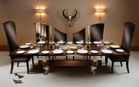 10 Seat Dining Room Table 10 Seat Dining Room Set The Curve Dining Table And Chairs From The