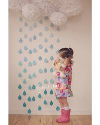 sprinkle shower hot sale one raindrop garland strand baby sprinkle decorations