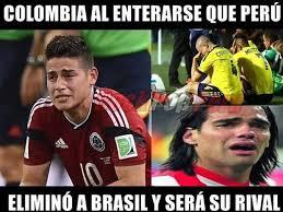 Memes De Peru Vs Colombia - per禳 vs colombia memes del partido elpopular pe