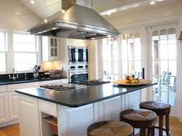 kitchen islands with stove top kitchen island with stove island dimensions and range top regarding