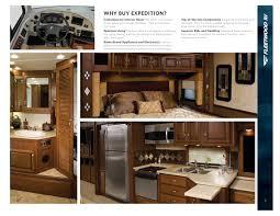 2013 fleetwood expedition brochure rv literature