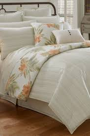 Bahama Bed Set by Tommy Bahama Bedding Abacos Island Queen Comforter Set Bisque