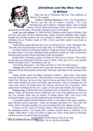 primaryleap co uk reading comprehension christmas in france