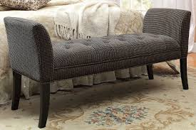Bedroom Upholstered Benches Upholstered Bench For Bedroom Youtube