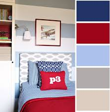 blue and red bedroom ideas cool ideas 6 boys blue and red bedroom and blue wall paint for