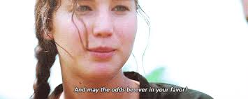 May The Odds Be Ever In Your Favor Meme - may the odds be ever in your favor gif wifflegif