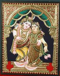 tanjore paintings tamil electronic library