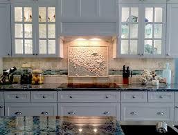 Best Kitchen Installs Images On Pinterest Kitchen Backsplash - Backsplash mural