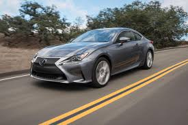 lexus turbo coupe 2016 lexus rc coupe gets new turbo engine rc 200t and rc 300 awd
