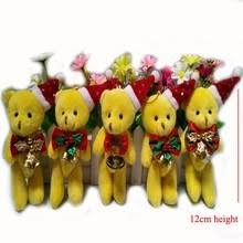 Teddy Bear Christmas Decorations by Popular Teddy Bear Ornaments Buy Cheap Teddy Bear Ornaments Lots