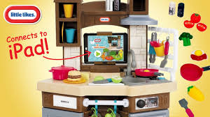 Little Tikes Toy Chest Little Tikes Cook N Learn Smart Kitchen Ipad App Recipes