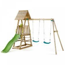 Backyard Play Equipment Australia Plum Kids Outdoor Play Equipment W Swings Slide Buy Outdoor
