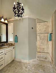 beautiful and spacious bathroom remodel in plano tx hahn
