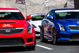 cadillac cts car cover cadillac v performance academy turns wannabes into record chasers