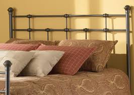 Decorative Metal Bed Frame Queen Queen Metal Headboard And Footboard 123 Outstanding For Full Size