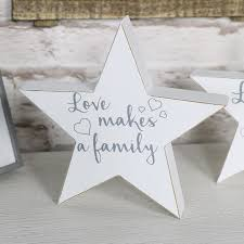 makes a family freestanding plaque melody maison