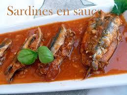comment cuisiner des filets de sardines chtitha sardine filet de sardine en sauce