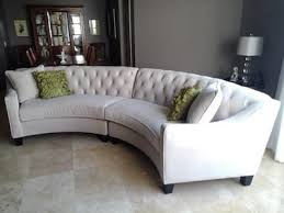 Curve Sofas Curved Sofa For Bay Window Search Pinteres