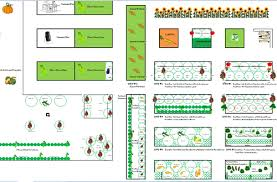 Fruit Garden Layout Gardendesk Garden Planning On Paper Or With An Excel Spreadsheet
