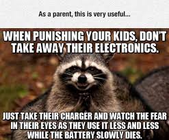 Racoon Meme - ultimate parenting