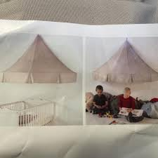 Ikea Bed Canopy by Find More Bn Ikea Charmtroll Bed Canopy Opened To Try But Not