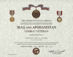honorable discharge certificate replacement certificates awards dd 214 bronze