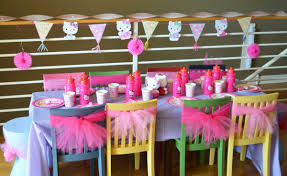 home decor awesome birthday party decoration at home room design