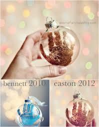 baby keepsake ornaments 10 memorable diy baby s christmas ornaments diy crafts