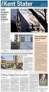 the kent stater april 6 2016 by the kent stater issuu