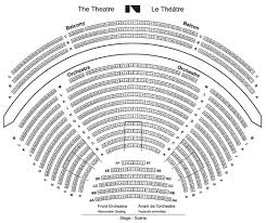orchestra floor plan seating plans national arts centre