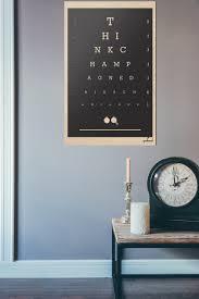 champagne quote eye chart printed on wood classic black champagne quote printed on birch eye chart bar art kitchen art wine