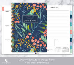 Hampton Bay Laundry Hamper by Personalized Planner 2017 U0026 2018 Calendar Add Monthly Tabs