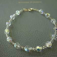 bead bracelet crystal images Crystal bead bracelet apollobox jpg
