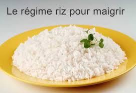 recette de cuisine pour regime le régime riz pour maigrir simple rapide et efficace