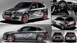 Audi Q5 Specs - audi q5 custom concept 2009 pictures information u0026 specs