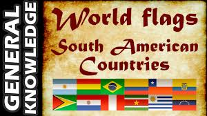 Latin American Flags World Flags South American Countries Youtube