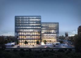 gallery of kaan architecten u0027s winning design for an amsterdam