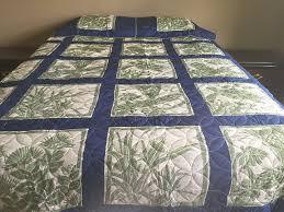 amazon com king hawaiian quilt bedding comforter 100 cotton