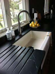soapstone kitchen countertops soapstone drainboards