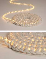 Knitting Home Decor 33 Awesome Diy String Light Ideas Diy Projects For Teens