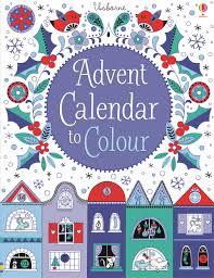 advent calendar to colour u201d at usborne books at home