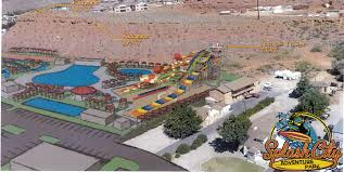 Map St George Utah by Park Maps Water Park Map Raging Waters San Dimas La Trip