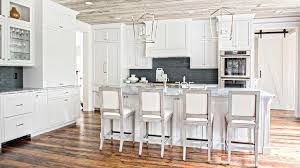 reclaimed white oak kitchen cabinets reclaimed kitchen wood floor panels design ideas