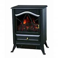Comfort Flame Fireplace Electric Wood Stoves Room Heater Electric Stove Vent Free